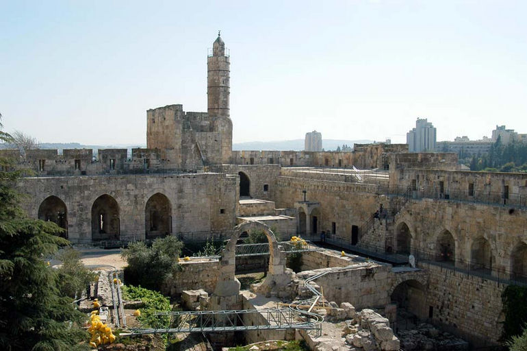 The Citadel/Tower of David