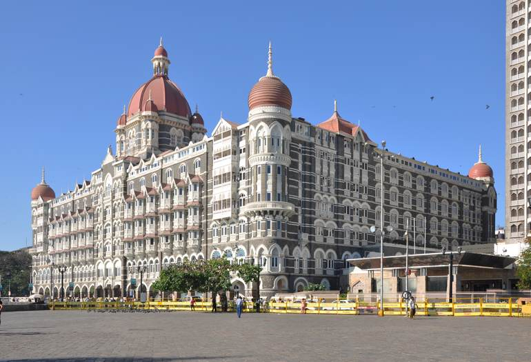 Отель Taj Mahal Palace & Tower в Мумбаи (Индия)