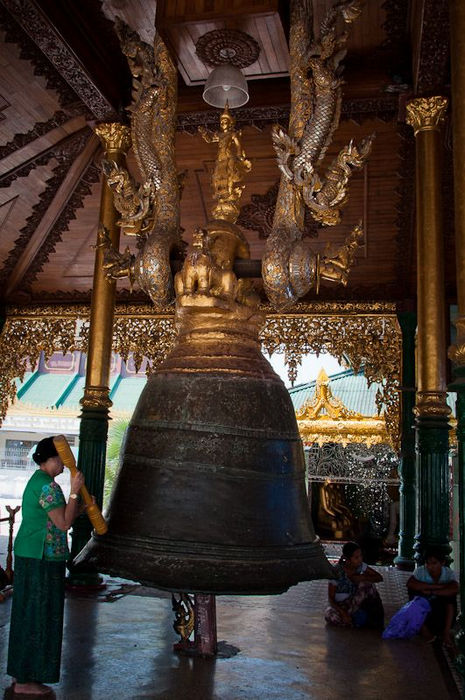 Пагода Шведагон (Мьянма)