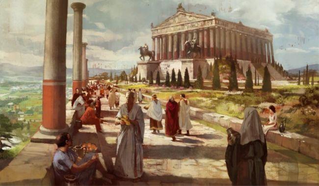Семь чудес света: храм Артемиды