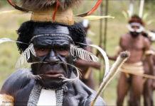 Племя Дани (Индонезия)