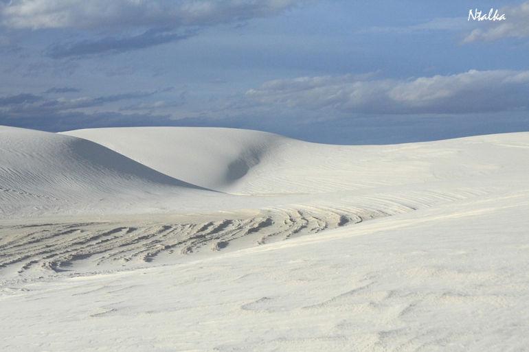 Пустыня Белых Песков