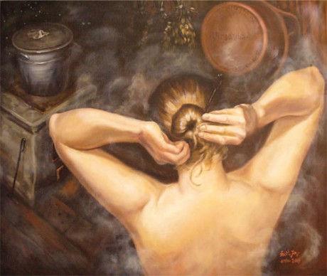 "Дмитрий Юлкин, ""Вирсавия"", 2005 г."