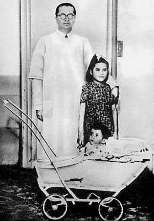 Лина Медина, 5 летняя мама (Перу, 1939г.)