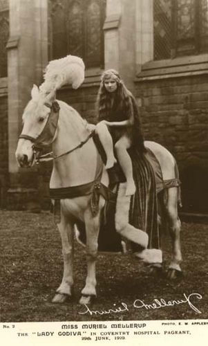 "Мисс ""Леди Годива"" 1929"