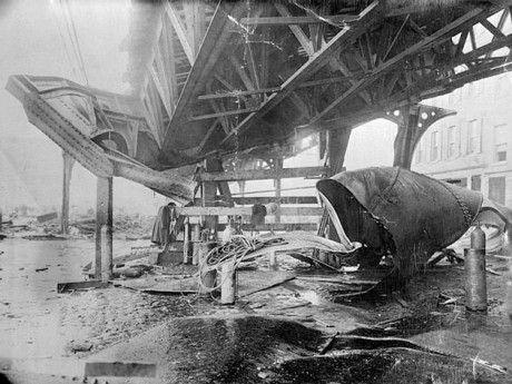 Авария на Purity Distilling Company