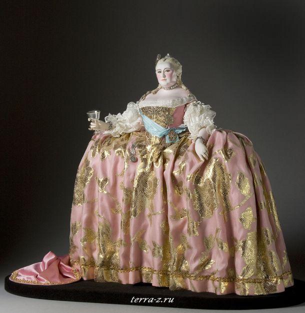 Елизавета Петровна (1709–1761) – российская императрица (с 25 ноября 1741), дочь Петра I и Екатерины I Алексеевны