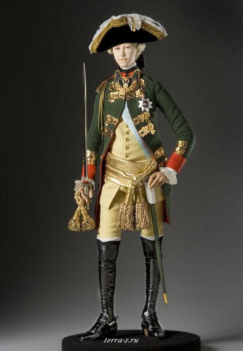 Петр III Федорович (Карл Петер Ульрих) (1728–1762), российский император., муж будущей Екатрины II, ею же и был свергнут с престола.