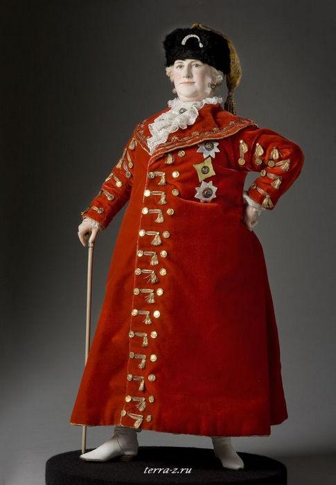 Екатерина II (второй вариант)