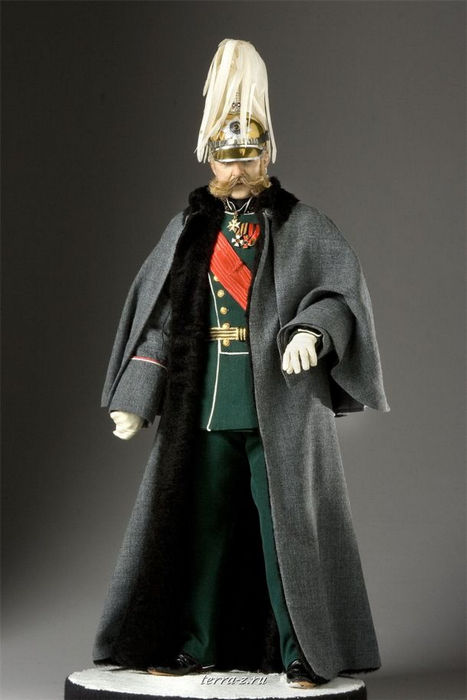 Александр II Николаевич (1818–1881), российский император, старший сын Николая I. Вступил на трон после смерти отца 19 февраля (3 марта) 1855 года