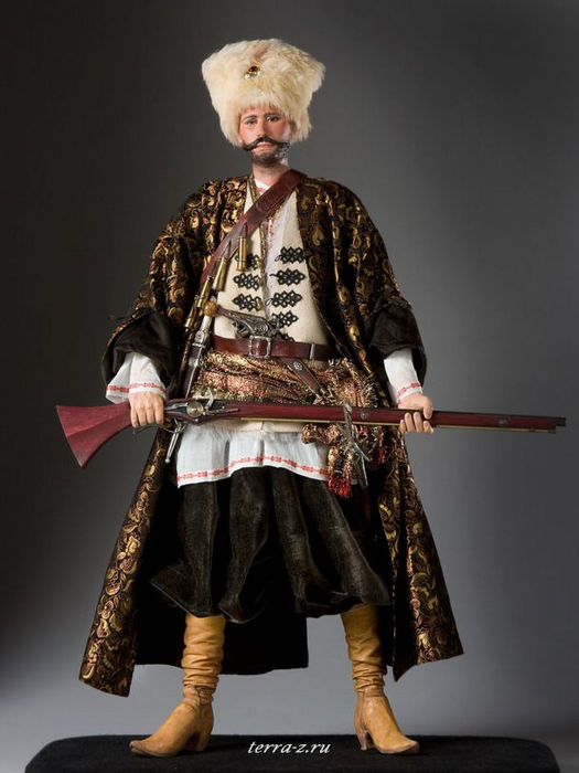 Стенька Разин (ок. 1630 - 1671)