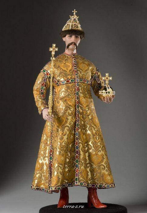 Борис Федорович Годунов (ок. 1552 –1605) – боярин, фактический правитель Московского государства 1584–1598, русский царь в 1598–1605