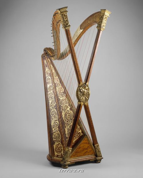 Double Chromatic Harp, after 1895