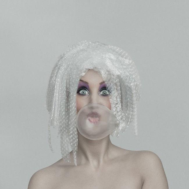 Необычные портреты от Дика Бута (Dick Boot)