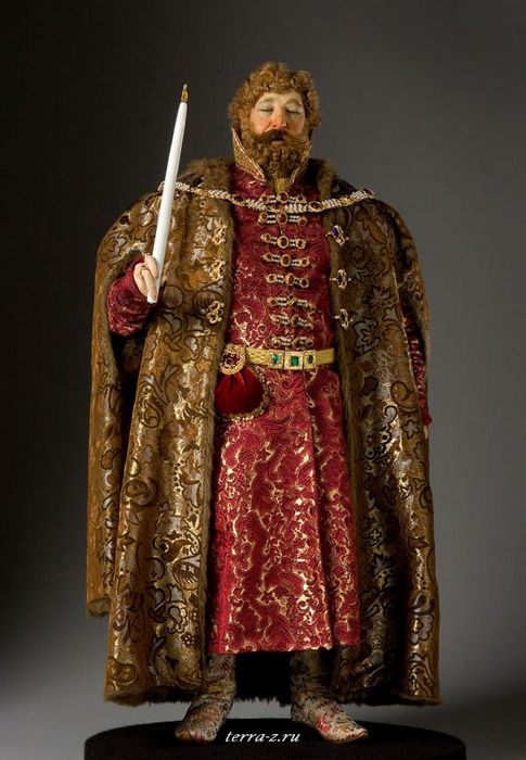 Царь Алексей Михайлович(1629–1676) – русский царь (с 1645), второй представитель династии Романовых на российском престоле, сын и преемник царя Михаила Федоровича Романова.