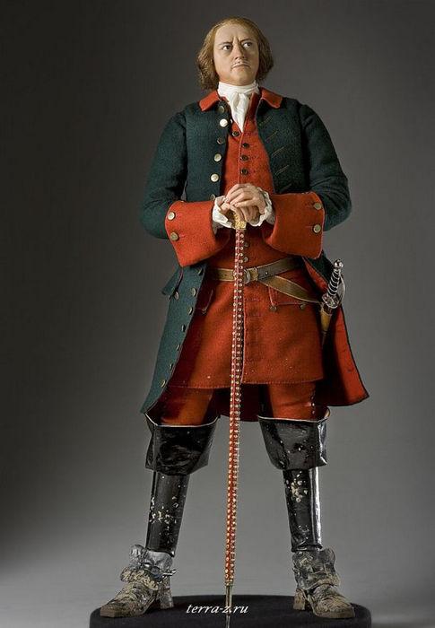 Император Петр I Алексеевич(1672–1725) – русский царь (1682), первый российский император (с 1721), выдающийся государственный деятель, полководец и дипломат