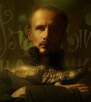 Владимир Федотко, автопортрет