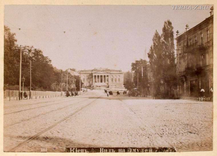 Музей (сегодня Национальный художественный музей Украины)
