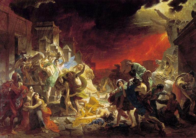 Конец света в прошлом и будущем