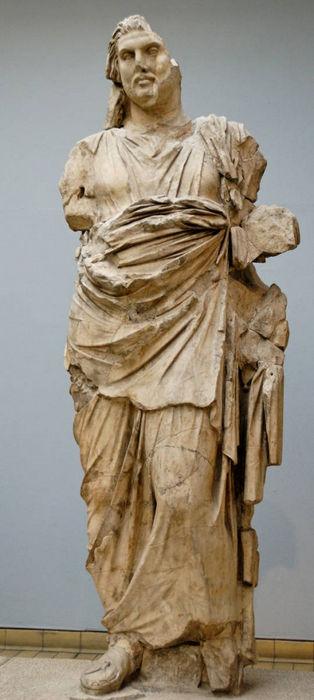 Статуя мавзолея в Галикарнасе, предположительно Мавсола