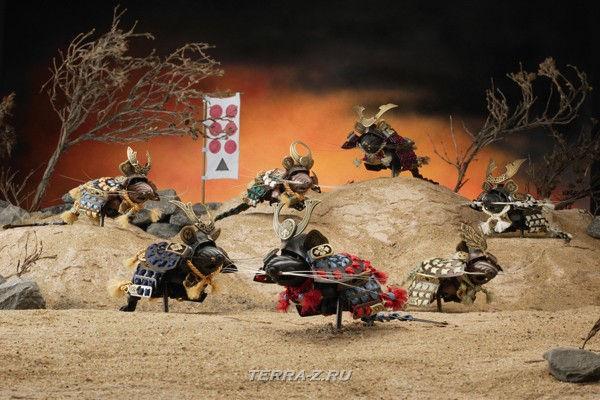 Семь самураев Jeff de Boer