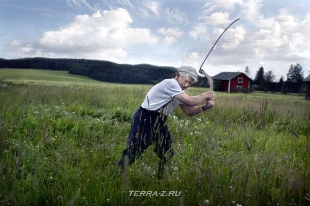 "Серия ""Романтическая Финляндия"" от Markku Lahdesmaki"