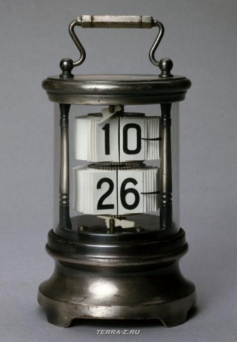 Уникальные механические стационарные часы. Нью-Йорк, 1930