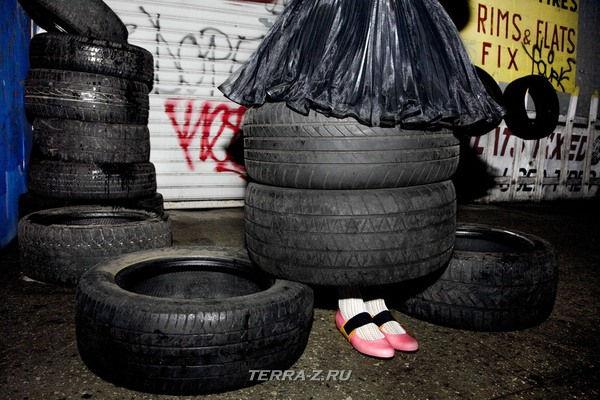 """Серия """"сумасшедшие ножки"""" от Tommy Agriodimas"""