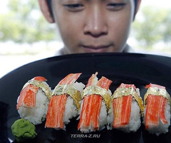 Золотое суши