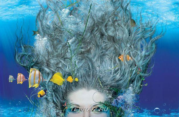 Deep Blue Sea Олеся Михайлова (Danapra)