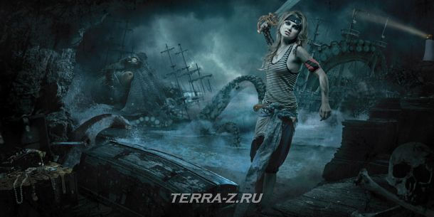 Pirates Олеся Михайлова (Danapra)