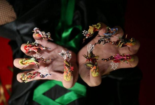 Маникюр как олимпийское искусство: Nailympics 2010