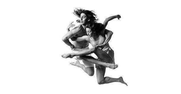 Застывшая магия танца от Lois Greenfield