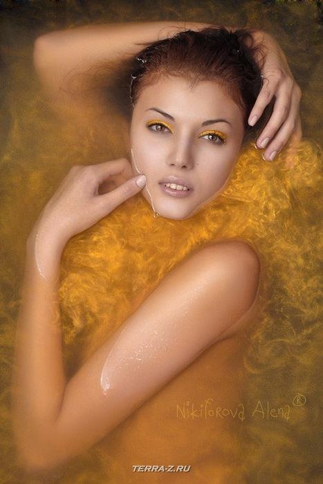 Гламурные воды от Алены Никифоровой