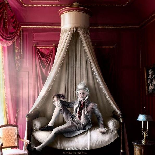 The Royal Dozen - 12 знаменитых мужчин от Алексии Синклар