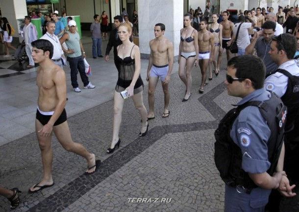 Национальный день нижнего белья (National Underwear Day)