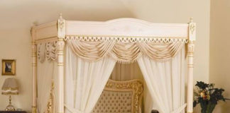 Самая дорогая кровать от Stuart Hughes (Стюарт Хьюз)