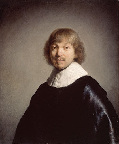 """Портрет """"Якоба де Гейна III"""" (Jacob de Gheyn III)"""