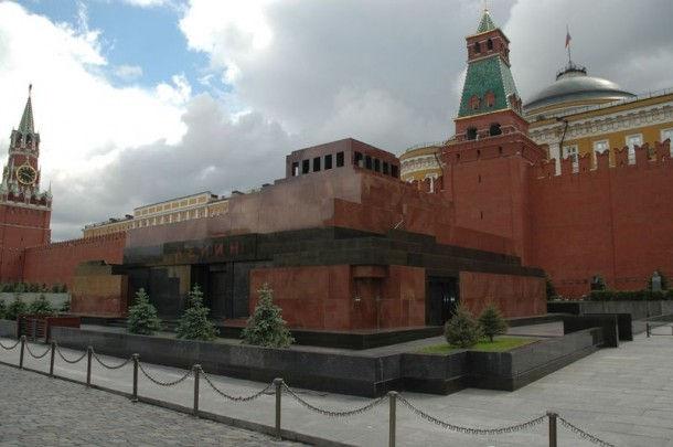 Мавзолей Ленина, современный вид (фото из Википедии)