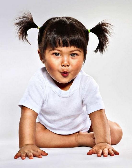 Портреты детей от Evan Kafka (Эван Кафка)
