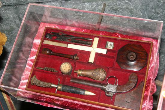 Наборы для уничтожения вампиров