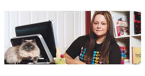 Самая юная интернет-предприниматель Ashley Qualls (Эшли Куолс)