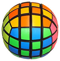 Кубик Рубика - шар