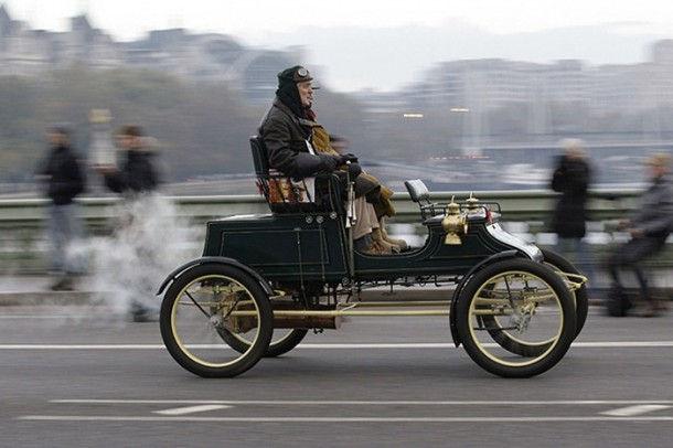 """ London to Brighton Veteran Car Run "" – автопробег машин 100-летней давности (Лондон, Англия)"