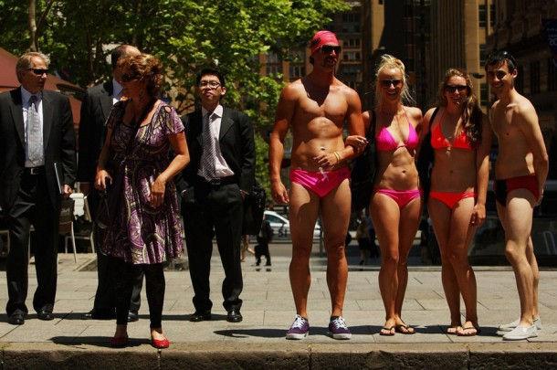 Парад бикини, Сидней