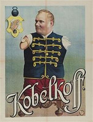 Николай Кобельков – знаменитость без рук и ног