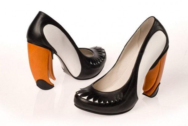 Неординарная обувь от Kobi Levy (Коби Леви)