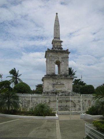 Памятник Фернану Магеллану