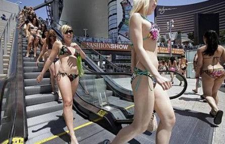 Парад бикини, Лас-Вегас