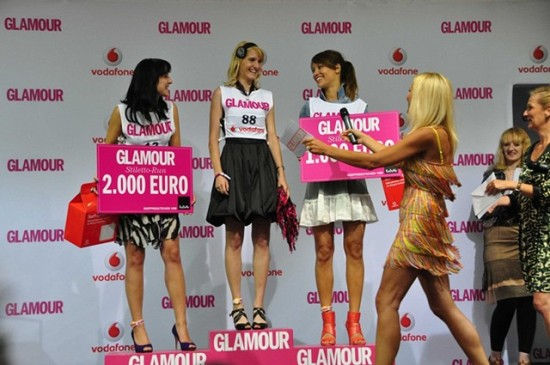 """Glamour Stiletto Run 2009"", Берлин, Германия"